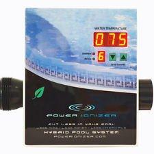 Power Ionizer Swimming Pool Water Sanitizer System