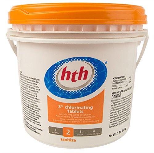 HTH 41247 15 Chlorine Tabs 3