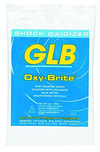 GLB 71414 1 lb Oxy-Brite Shock Non-Chlorine