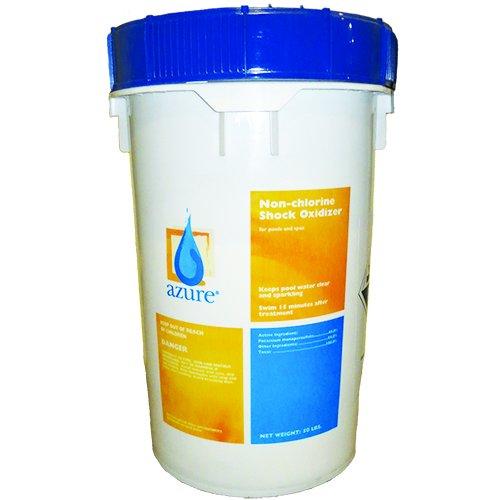 Clearon 681129397 50LB Azure Non-Chlorine Shock Oxidizer