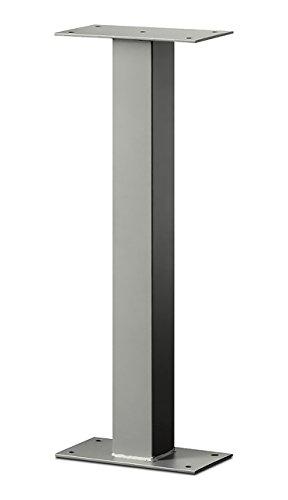 Standard Pedestal Mailbox Post Color Nickel