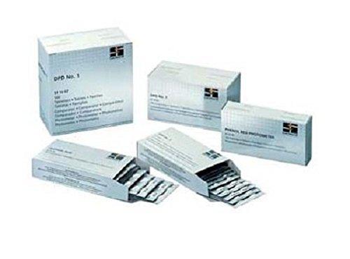 New Lovibond Photometer Alkalinity Aqua Pool Water Reagent Tablets Pack Of 250