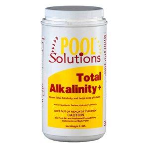 Pool Total Alkalinity Increaser Up Plus 5 Lb P36005de