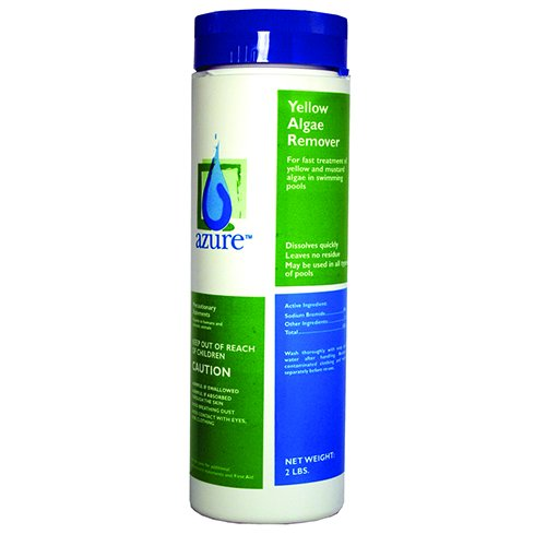 Azure 681072097 Yellow Algae Remover