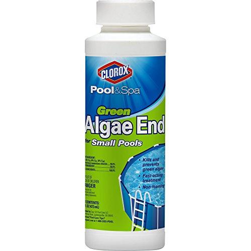 Clorox Pool&ampspa 60016clx Green Algae Control