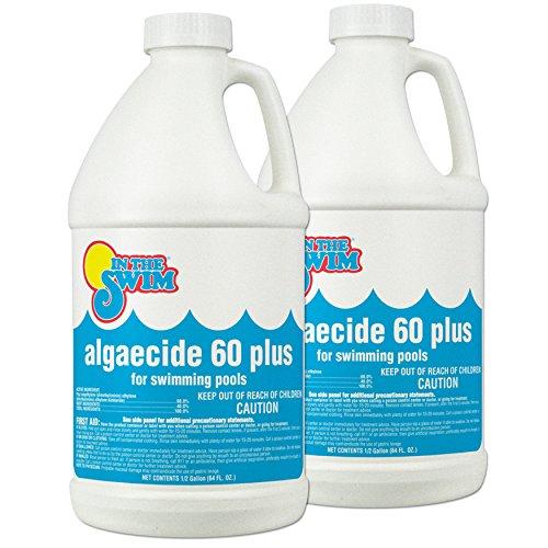 In The Swim Pool Algaecide 60 Plus - 2 x 12 Gallons