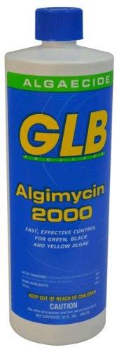 GLB Algimycin 2000 71104 Non-Metallic Algaecide For Swimming Pool-2 Pack