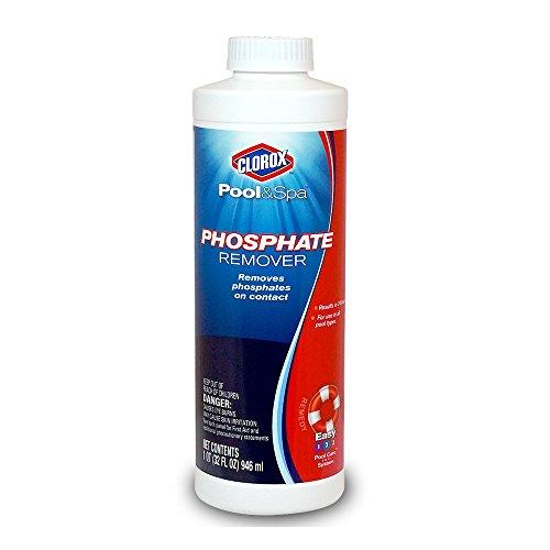 Clorox Pool&ampspa 55032clx Phosphate Remover 1-quart
