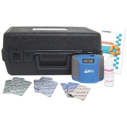 Lamotte 2060 Colorq Pro 11 Testabs Swimming Pool Water Test Meter Kit