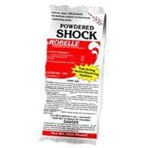 Sun 1-1901 Sun-burn Force Calcium Hypochlorite Shock Treatment 1 Lb Pack of 24