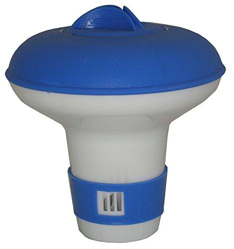 Jed Pool Tools 10-451 Inc 10-451 Mini Floating Chlorine And Bromine Dispenser
