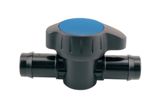 Hydro Flow Premium Ball Valve 34 Inch Barb
