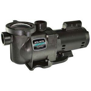 Pentair Sta-rite N1-1a Hp Supermax Standard Efficient Single Speed High Performance Inground Pool Pump 1 Hp