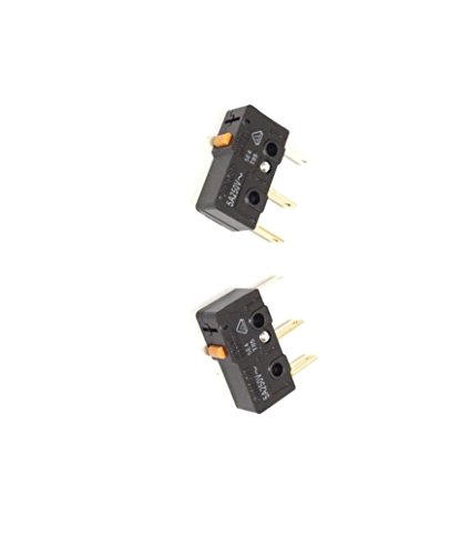 2 Pack Pool Valve Actuator Micro Switch Replacement For Pentair Compool Cva 24