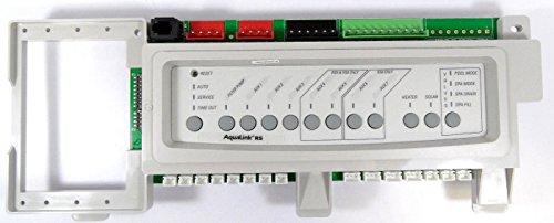 Jandy Zodiac R0468501 Aqualink RS8 P&S Power Center Board w CPU R0466801 REV T1