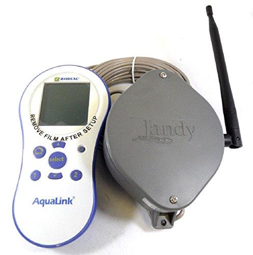 Zodiac AquaPalm Kit R0444300 PDA Wireless Aqualink Remote Control AQPLM w J Box 8262