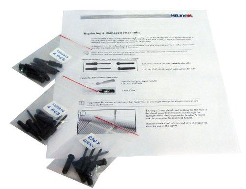 Regular Repair Plug For Heliocol Swimming Pool Solar Panels - 12 Pack - Hc-138