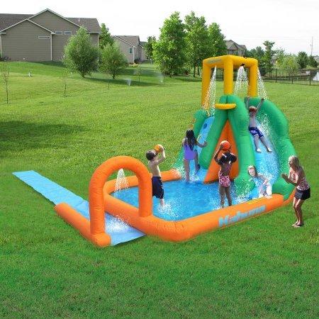 Best Water Slide For Kids  Twist Blast N Slide Waterslide