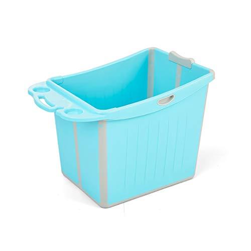 Bathtub Portable Non-Slip Babies Swimming Pool ,Childrens Foldable Mini Baby Travel Plastic Swimming Pool