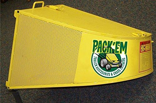 44 Cubic Foot Grass Catcher by Packem Racks - PK-OSB-4