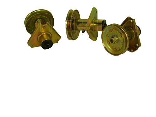 John Deere Mower Deck Spindles 3 Of AM124512 46 STX46
