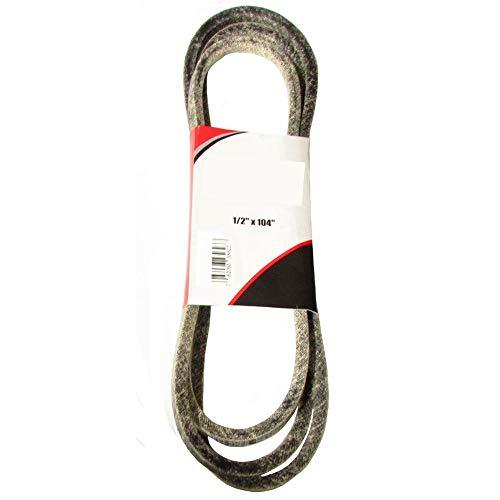 Mower Deck Belt for John Deere E100 E110 E120 E130 Riding Mower 42 Deck