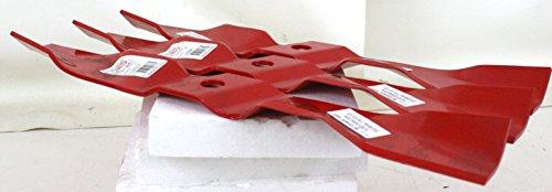 Rotary 66 11787 Mulching Lawnmower Blade Set Exmark 103-9612 109-5878-S