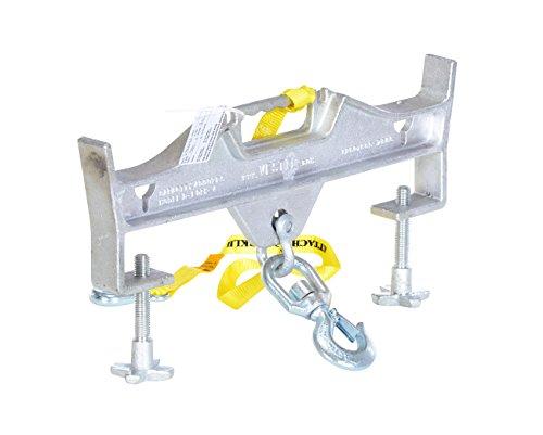 Vestil D-fork-4-s Hoisting Doubleswivel Hook 4000-lb Capacity