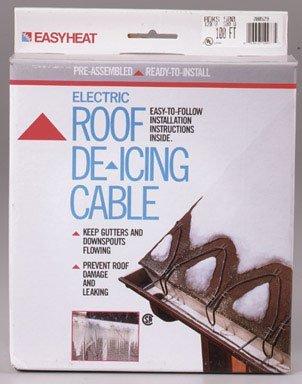 Easy Heat ADKS-500 100 RoofGutter Kit