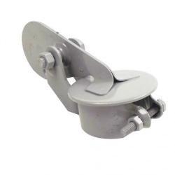 Exhaust Rain Cap 2-14 Gray