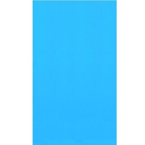 Swimline 27-feet Round Blue Overlap Liner Standard Gauge