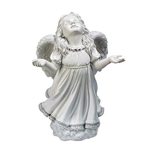Design Toscano In Gods Grace Angel Statue Multicolored
