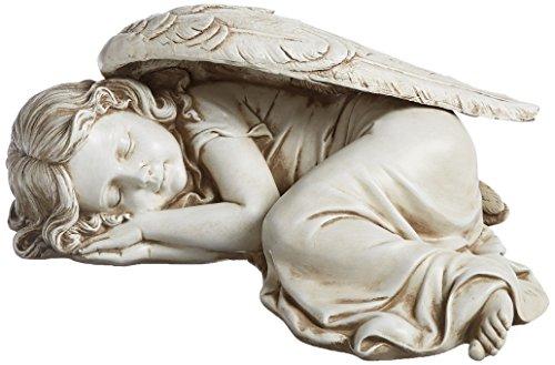 Joseph Studio 40070 Long Sleeping Girl Angel Statue 1175-inch