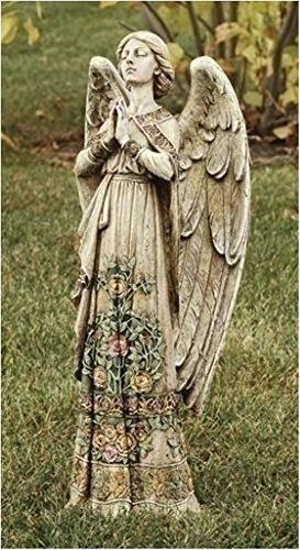 Praying Angel Garden Statue Prayer Yard Art Religious