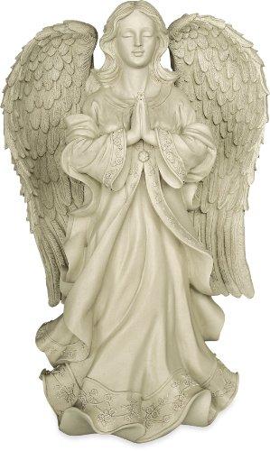 AngelStar 23-12-Inch Home and Garden Angel Sculpture Serene