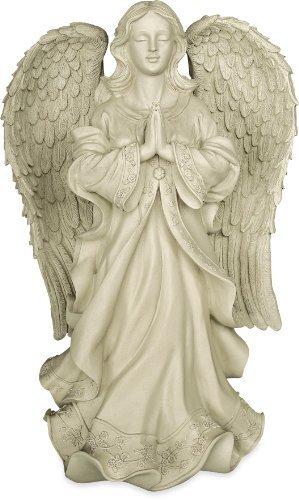 AngelStar 23-12-Inch Home and Garden Angel Sculpture Serene by Angel Star