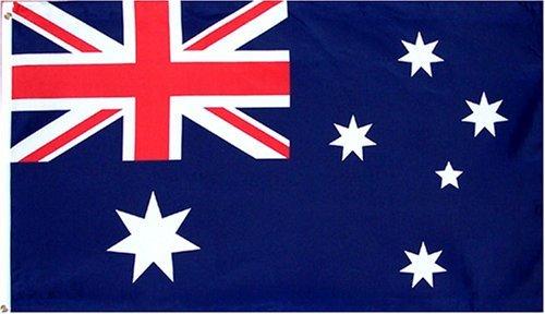 Australia Flag 3 x 5 Brand NEW Polyester 3x5 Banner
