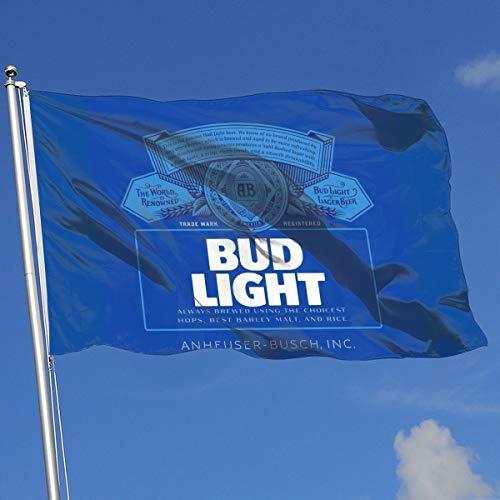 Tonhhuids Busch LightGarden Flag 3 X 5 Flag for Yard Decorative Banner