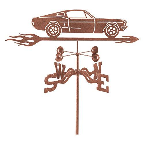 EZ Vane Mustang Weathervane