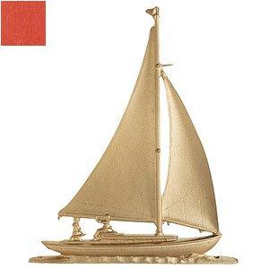 Whitehall Rust 46 Sailboat Weathervane - 45140