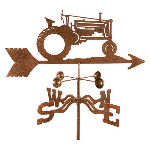 EZ Vane John Deere Tractor Weathervane
