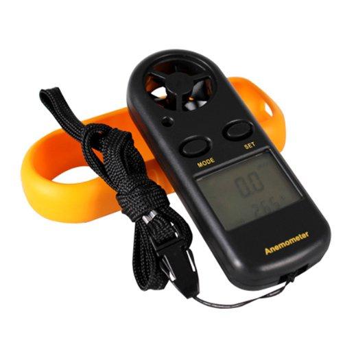 Electronic Mini Smart Sensor Wind Speed Gauge Anemometer Meter GM816