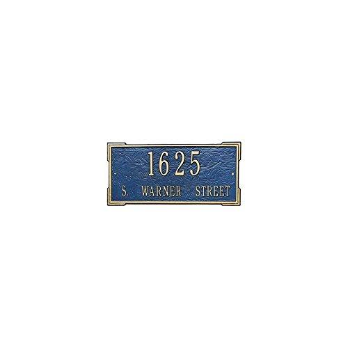 Whitehall Roanoke Custom Lawn Plaque-EngravingGiftGardenHomeWeddingAddress
