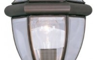 Livex-Lighting-2153-07-Outdoor-Post-With-Clear-Beveled-Glass-Shades-Bronze7.jpg
