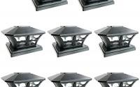 Iglow-8-Pack-Black-Outdoor-Garden-6-X-6-Solar-Smd-Led-Post-Deck-Cap-Square-Fence-Light-Landscape-Lamp-Pvc-Vinyl5.jpg