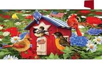 quot-Patriotic-Birdhouses-quot-Patriotic-Mailbox-Makeover-Vinyl-Magnetic-Cover21.jpg