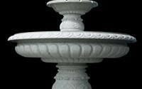Gray-Granite-Fountain-Large-Outdoor-Garden-Lawn-Park-Arbor-FT-18-24.jpg