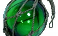 6-Green-Glass-Nautical-Fishing-Float-with-Jute-Rope-Garden-Globe-24.jpg