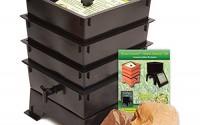 Black-Plastic-3-Tray-Worm-Composting-Bin-Composter-w-Compost-Tea-Spigot-41.jpg