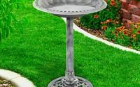 Pure-Garden-50-LG1073-Antique-Bird-Bath-Weather-Resistant-Resin-Birdbath-with-Vintage-Scroll-Design-3-Ground-Stakes-for-Garden-Outdoor-Decor-Grey-0.jpg